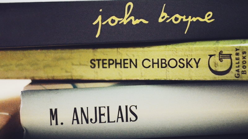 3 Books that Changed MyLife