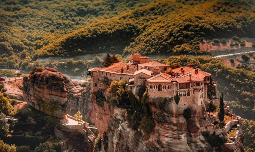 The Monasteries ofMeteora