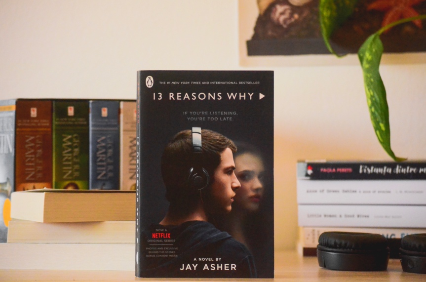 13 Reasons Why by Jay Asher | BookReview