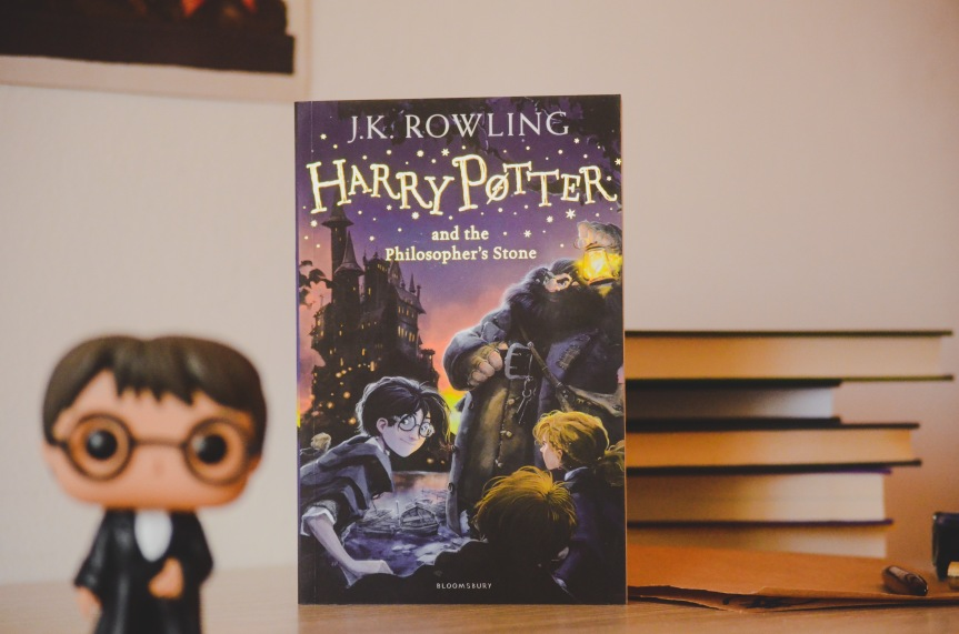 Reading Harry Potter for the First Time at22