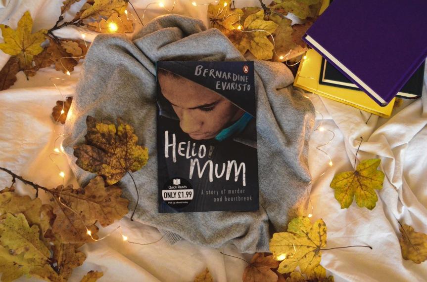 Hello Mum by Bernardine Evaristo | BookReview