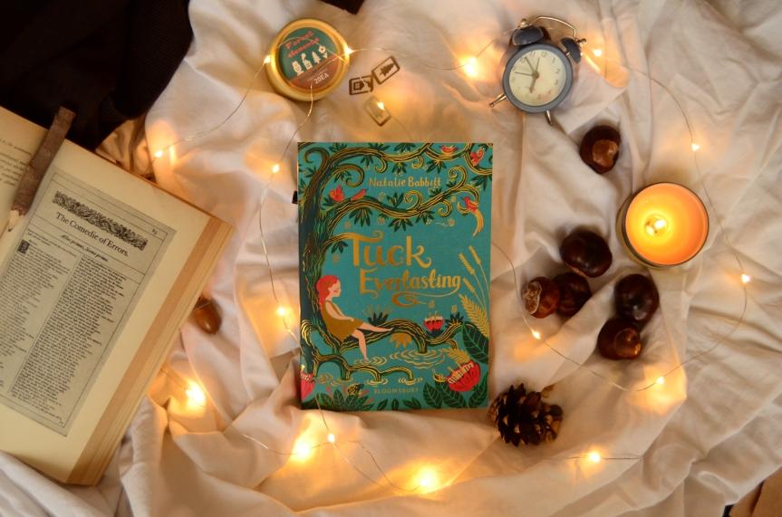 Tuck Everlasting by Natalie Babbitt | BookReview