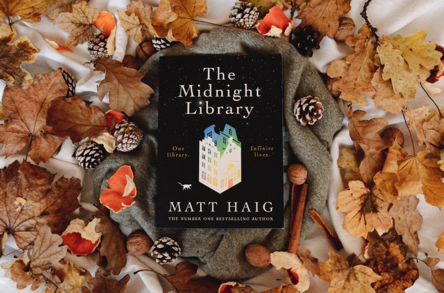 The Midnight Library by Matt Haig | Book Review