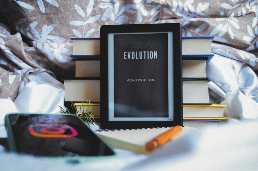 Instagram Evolution: The Ultimate Guide to Grow Your Brand from Zero to Hero by Michael Kouiroukidis | Book Review