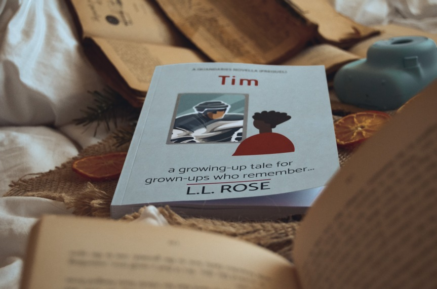 Tim: A Growing Up Tale for Grown-ups Who Remember… by L.L. Rose | Book Review