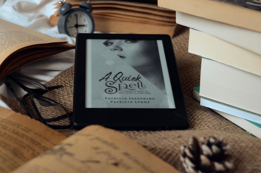 A Quick Spell by Patricia Josephine | BookReview