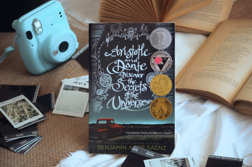 Aristotle and Dante Discover the Secrets of the Universe by Benjamin Alire Sáenz || BookReview
