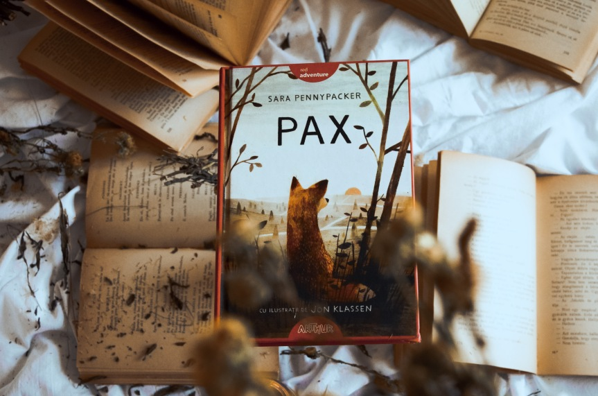 Pax by Sara Pennypacker | BookReview