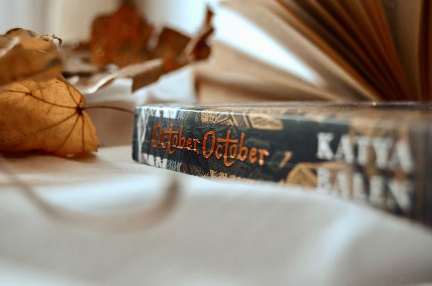 October, October by Katya Balen | BookReview